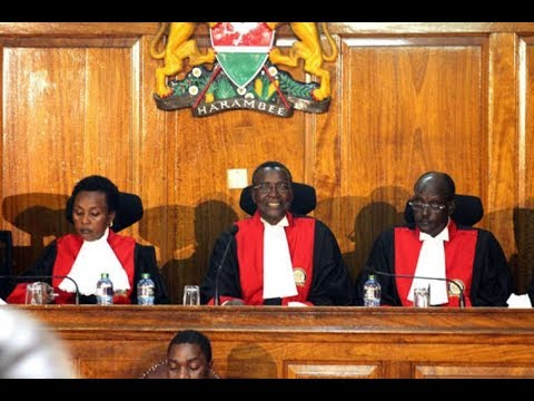 LIVE: Supreme Court delivers ruling on presidential petition