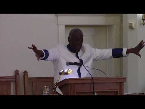 "Bishop Lindsay Jones ""The Death of a Dream: When God says No"" Part 2"