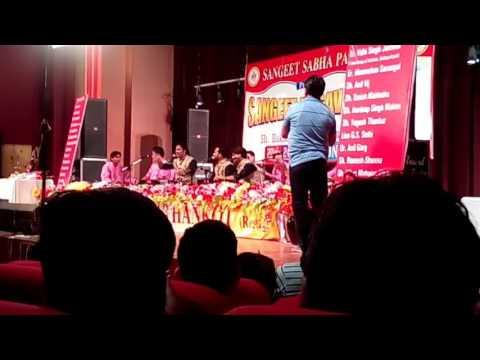 hamsar hayat qawali shayari at sangeet sabha pathankot