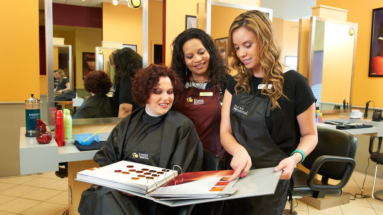 Aim for a Career in Cosmetology: Lancaster, PA Empire Beauty School