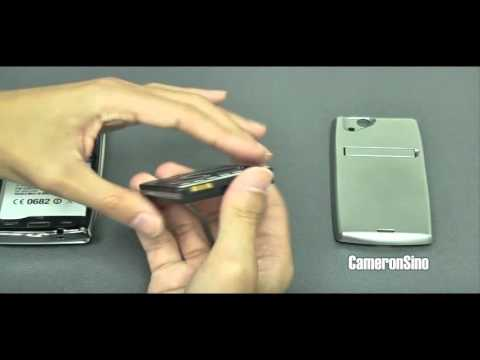 Replace Extended Battery For Sony Ericsson Xperia Arc (CS-ERT15XL)