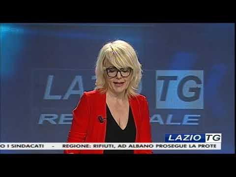 LAZIO TG DEL 3/08/2021 EDIZIONE DELLE 19.30