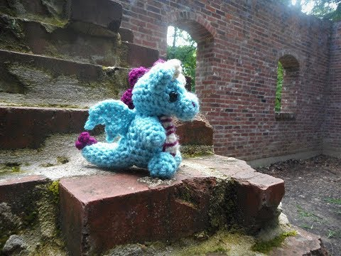 Kangaroo Amigurumi Crochet Tutorial | Bichinhos de croche ... | 360x480