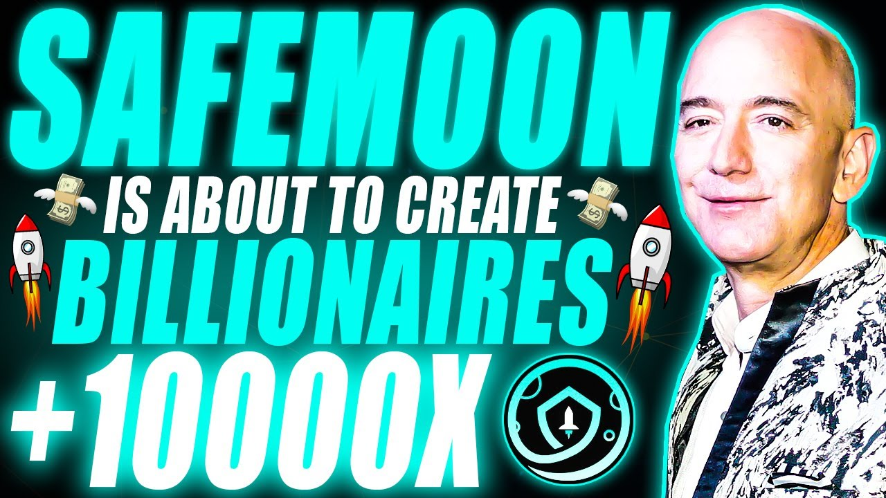 SAFEMOON Is About To Create OVERNIGHT BILLIONAIRES ? SAFEMOON Price Prediction   Safemoon News Today