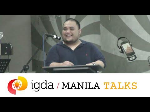 IGDA Manila Talks – Ben Joseph Banta – August Meetup 2015