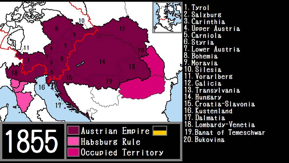 an analysis of austrian hungarian monarchy Dual monarchy, the hapsburg empire from 1867 until its fall in.
