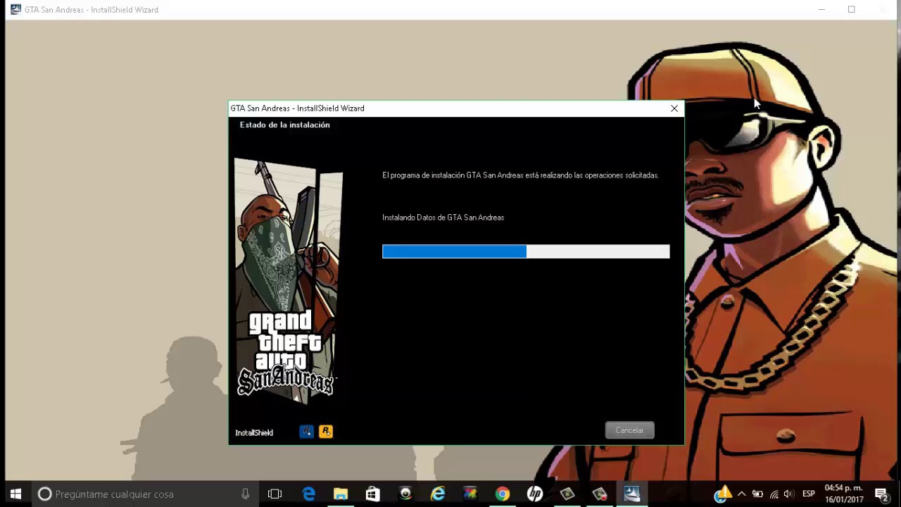 descargar gta san andreas para pc windows 7 mega