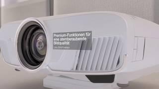 Epson EH-TW7400 PRO-UHD-Heimkino-Projektor (weiss) 2400 Ansi, 4K-Enhanced