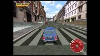 Nostalgia, The Italian Job - Police Chase!
