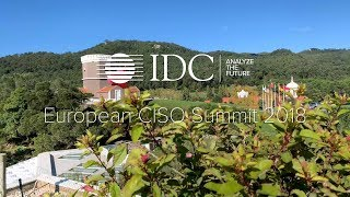 IDC European CISO Summit 2018