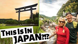 JAPAN'S UNKNOWN ANCIENT PILGRIMAGE TRAIL - Hiking the Kumano Kodo