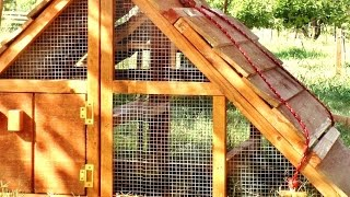 Chicken coops for sale- good for 4-6 chickens