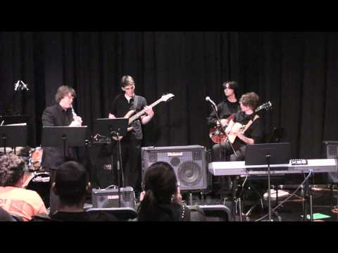 "ACMA Jazz Combo ""Geoffrey"" plays ""Bird"