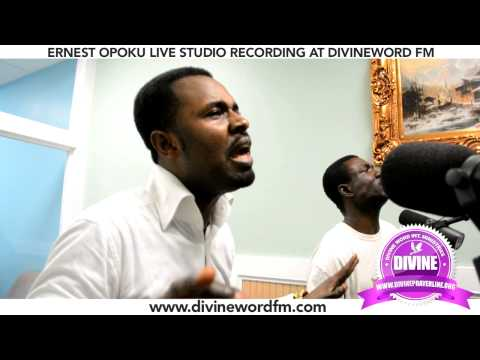 Divine LIVE worship with Ernest Opoku