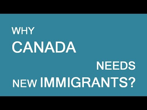 Why Canada Needs Immigrants. LP Group
