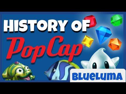 The History Of Popcap Games - BlueLuma