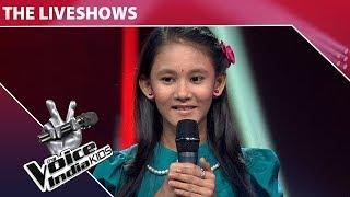 Manashi Sahariah Performs On Chandaniya Lori Lori | The Voice India Kids | Episode 19
