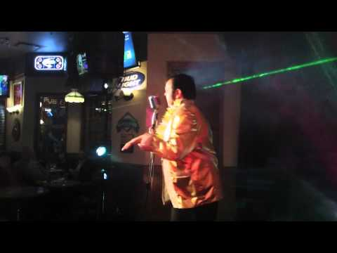 PAUL ELLIS - Ultimate Elvis LIVE At Donegal's Pub - 10/13/2012