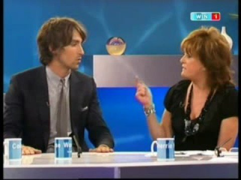 George Lamb On Loose Women 15.10.08