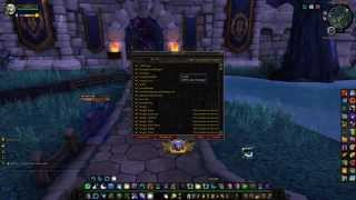My addons In Wow!
