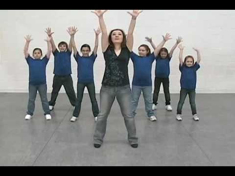 Move, Move, Move Dance Lesson - MusicK8.com