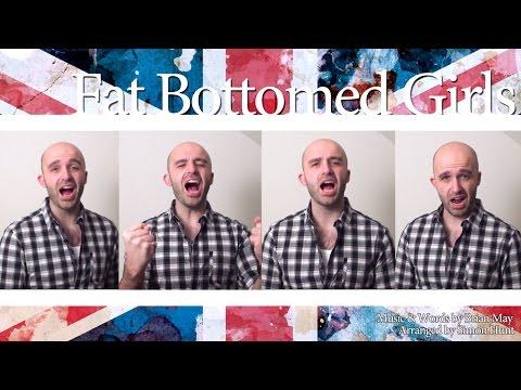 Fat Bottomed Girls Queen  Barbershop Quartet