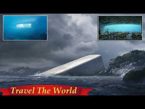 Europe's first underwater restaurant revealed in Norway  - Travel Guide vs Booking