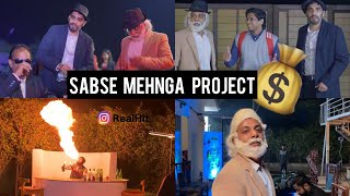Sabse Mehnga Shoot | DSP Vlogs
