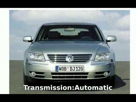 2002 Volkswagen W12 - Details