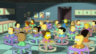 Os simpsons - The Longest Daycare - Completo - o filme de Maggie Simpson