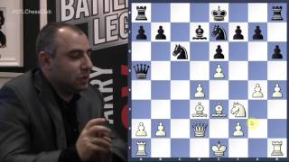 Kramnik vs. Leko | Classical World Championship 2004 - GM Varuzhan Akobian