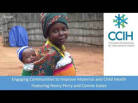 Engaging Communities to Improve Maternal and Child Health