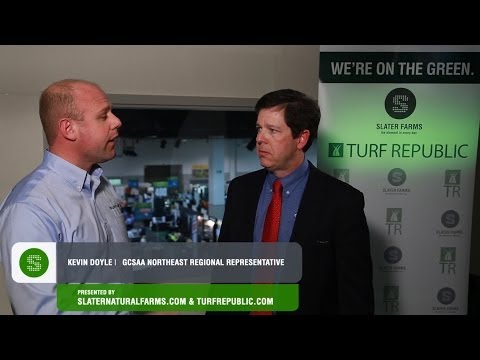 On The Green: New England Regional Turf Grass Show 2014 - Kevin Doyle Interview