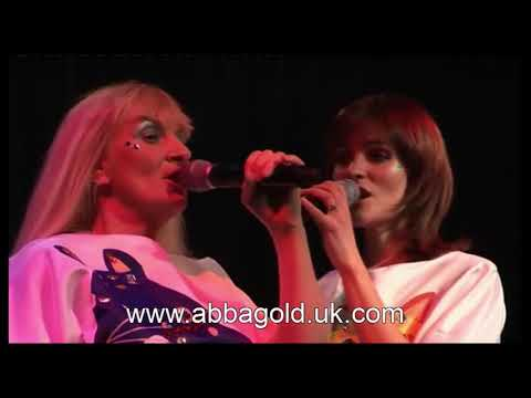 'ABBA GOLD' - Dazzling ABBA Tribute Band Based In London