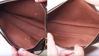 How to Clean Louis Vuitton Pochette Accessories