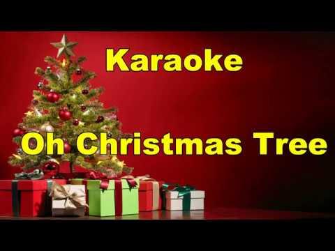 Karaoke - Oh Christmas Tree - Lyrics- (testo) Traditional ...
