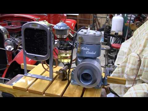 HOMEMADE WATER COOLED BRIGGS ENGINE (part 45)
