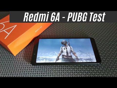 Redmi 6A PUBG 2/16GB ★ Mediatek MT6761 Helio A22 PUBG ★ PowerVR GE8320 PUBG