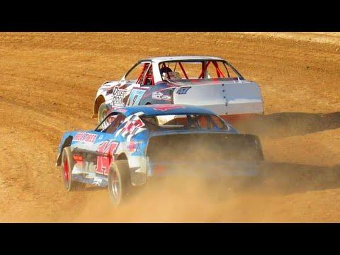 Wild Bill's Raceway IMCA Stock Car Heat Race 7/12/19
