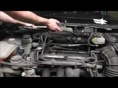2003 Impala Window Wiring Diagram Ford Focus Windscreen Wiper Motor Replacement Youtube