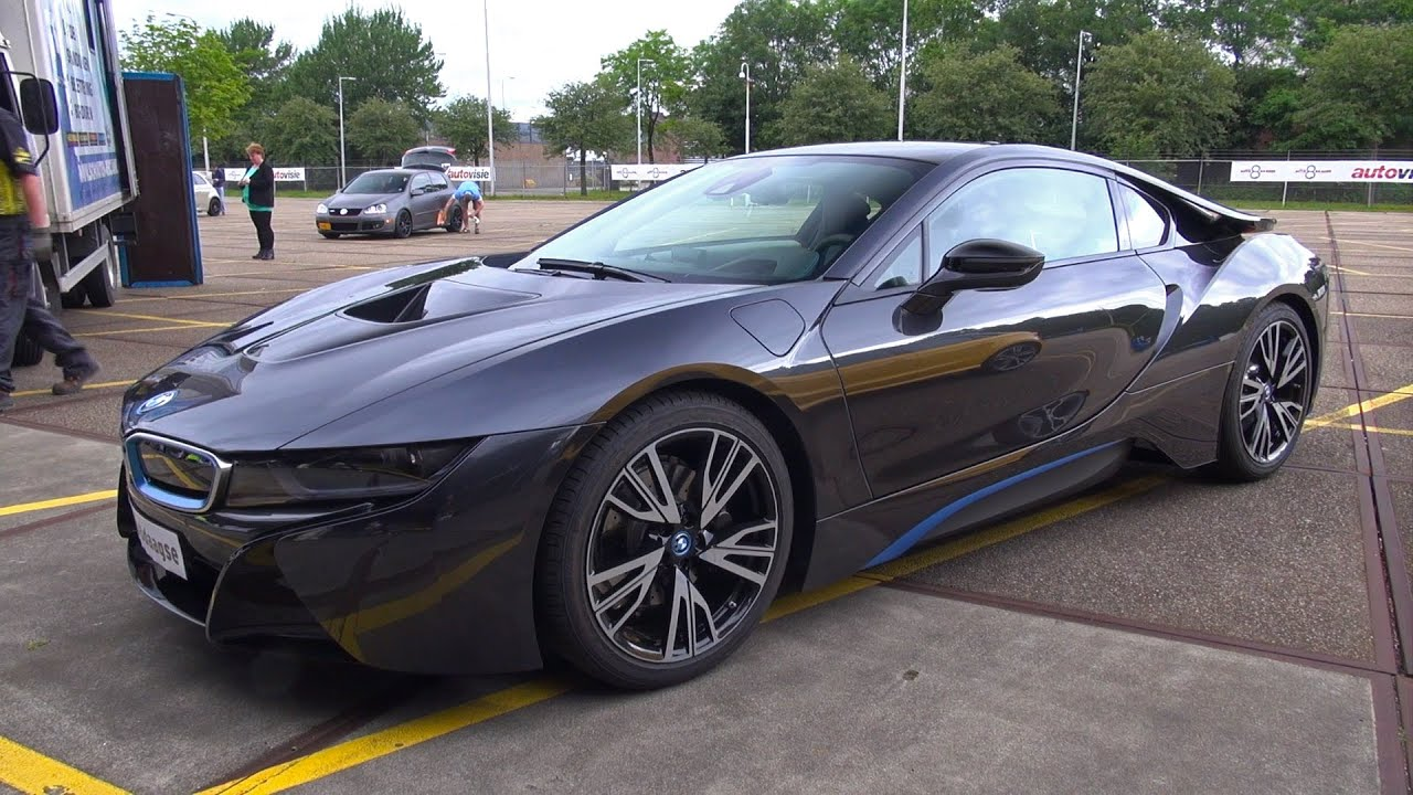 Bmw I8 Fast Acceleration Overview Youtube