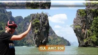 Gambar cover ISLAS,  BAHIA DE PHANG NGA.TAILANDIA