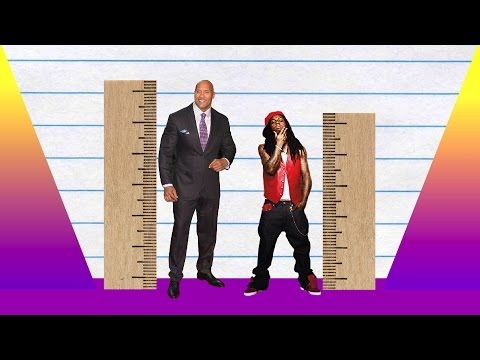 How Much Taller? - Dwayne