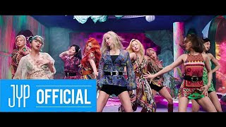 "Gambar cover TWICE ""OXYGEN"" M/V"