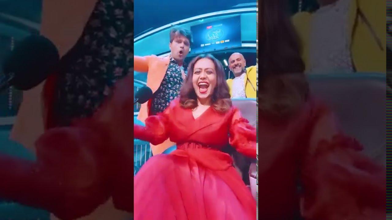 Indian Idol Masti by all 3 judges Neha Kakkar, Vishal dadlani & Himesh sir