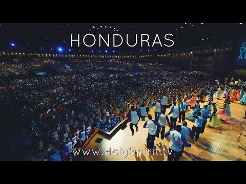 Amazing HOLY SPIRIT Revival In Honduras In 4K!