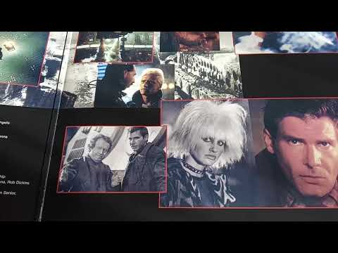 Выпуск №154. Vangelis – Blade Runner(Vinyl, LP, Album, Reissue, Gatefold, 180 Gram)