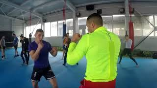 Банско 2018 - Тренировъчен лагер - кикбокс и муай тай