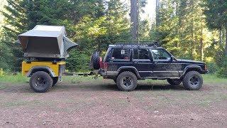 The Crankshaft Culture Camping Setup