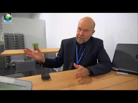 Dr James Hansen interview intro  at #COP23
